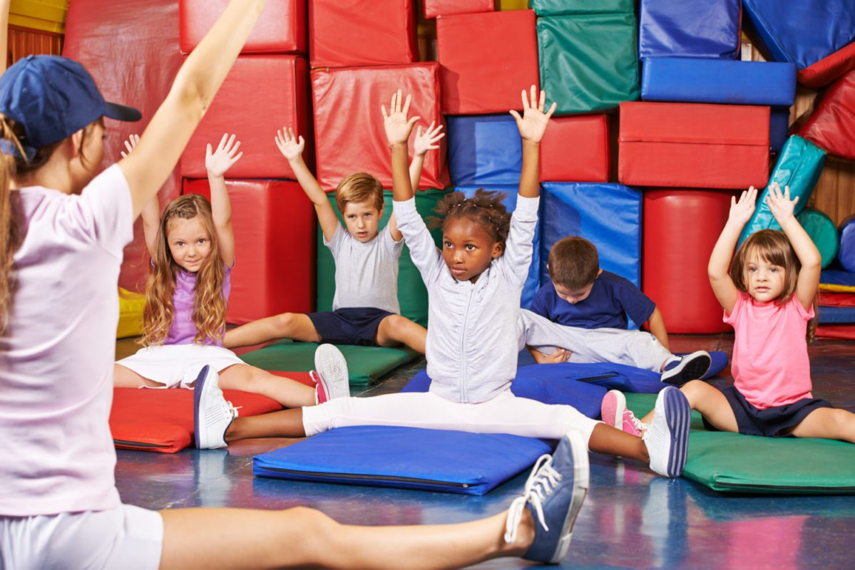 children fitness